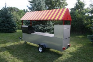 Superlimo Hot Dog Cart