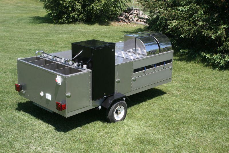 California Hot Dog Cart Manufacturers