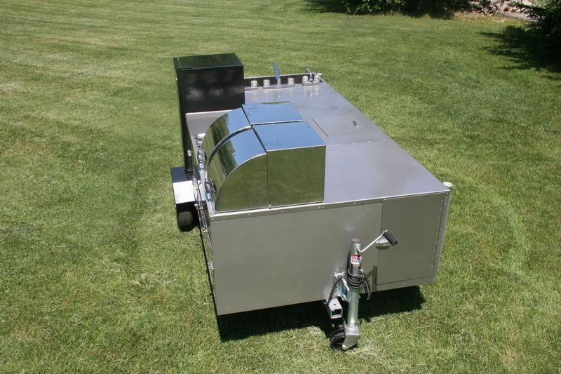 Hot Dog Cart Manufacturers In California