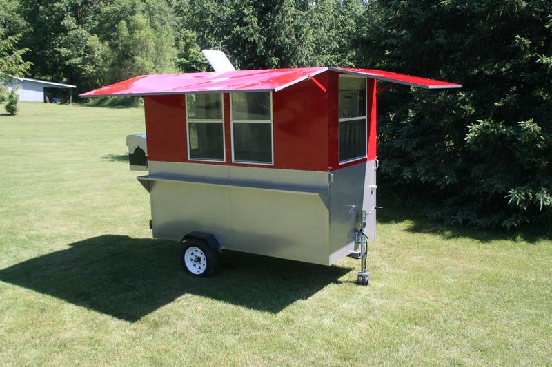 Hot Dog Wagons For Sale