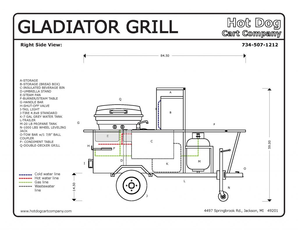 gladiatorgrill right