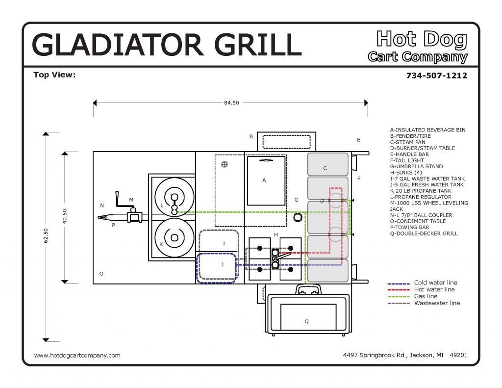 gladiatorgrill top