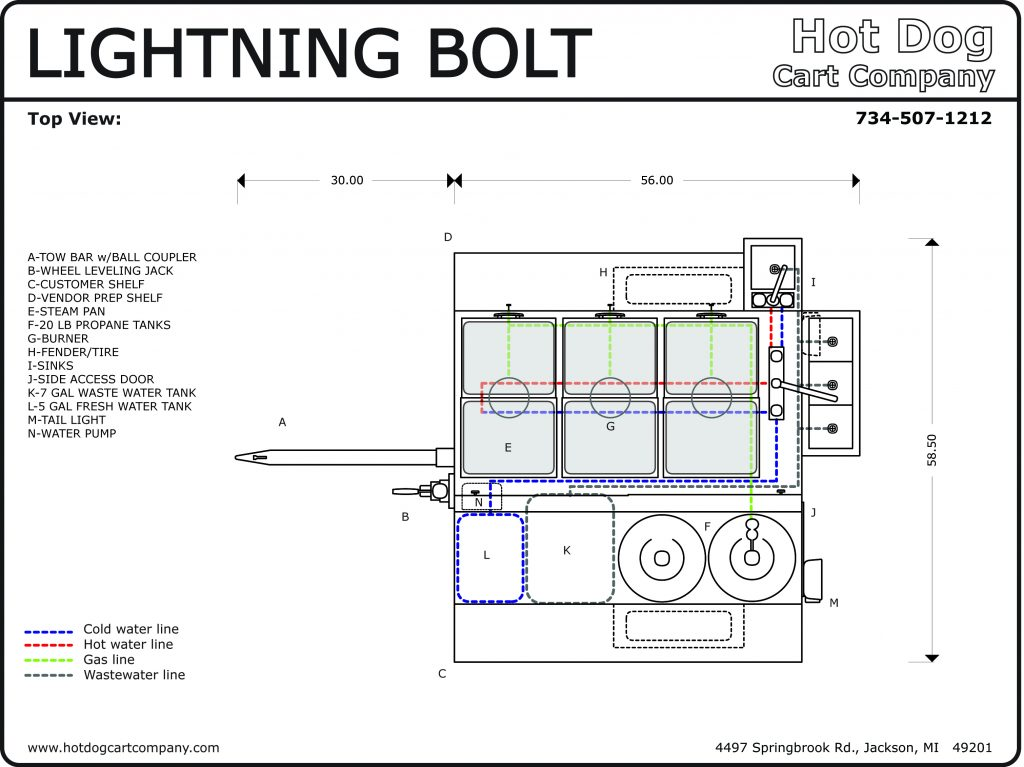 hot-dog-cart-lightning-bolt-top-schematic-hot-dog-cart-company