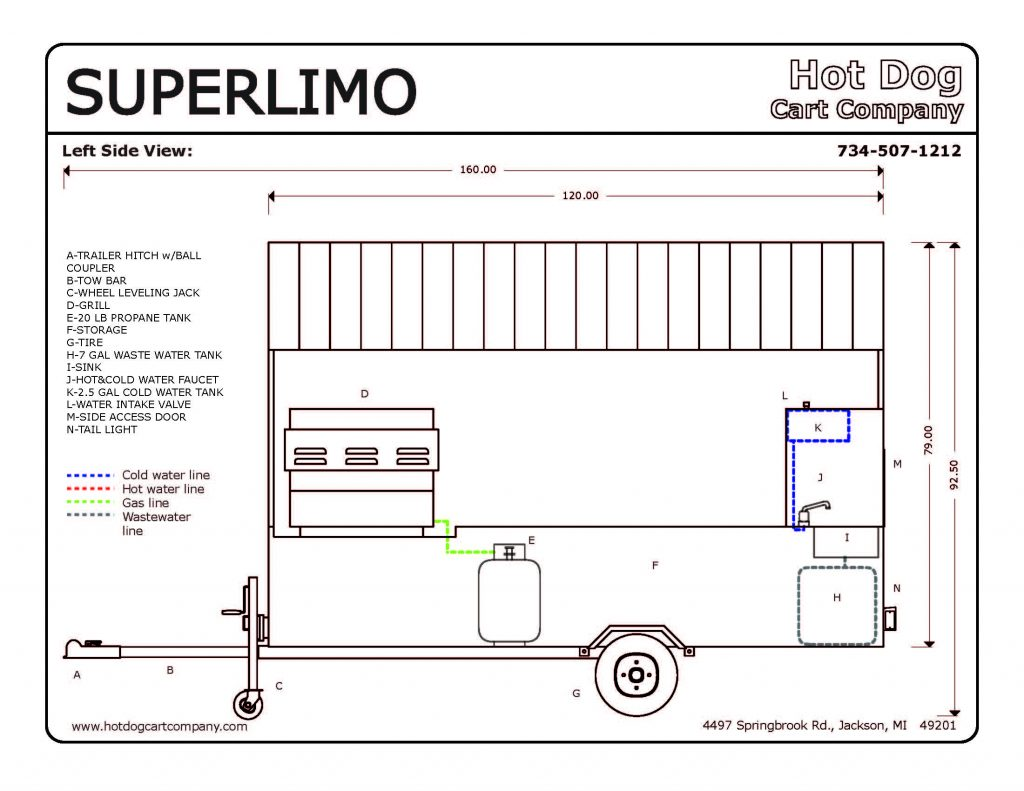 superlimo left