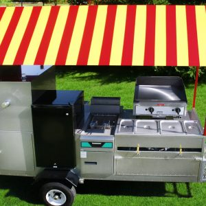 food carts for sale hot dog cart griddle fryer fridge limo fully loaded