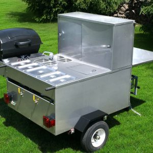 hot dog stands grill gladiator