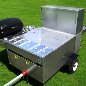 Limited Edition Hot Dog Cart