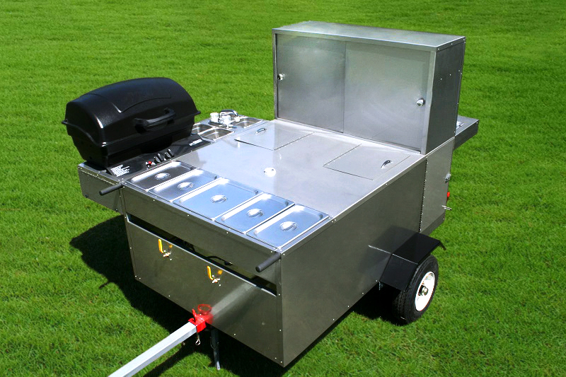 concession trailer for sale hot dog cart grill limited edition
