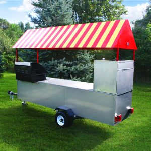 Super Limo Hot Dog Cart