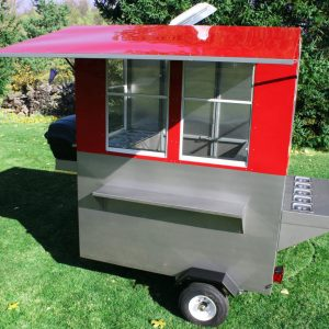 Weenie Genie Hot Dog Cart