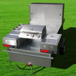 The Hybrid Hot Dog Cart