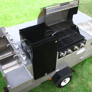 California Grill Hot Dog Cart