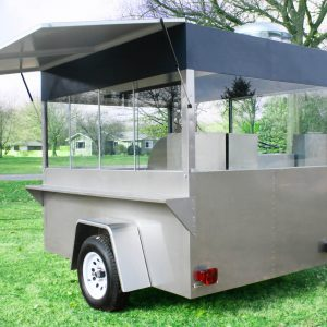 Enterprise Hot Dog Cart