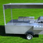 food cart for sale grill professional