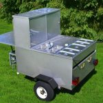 hot dog stand for sale food trailer
