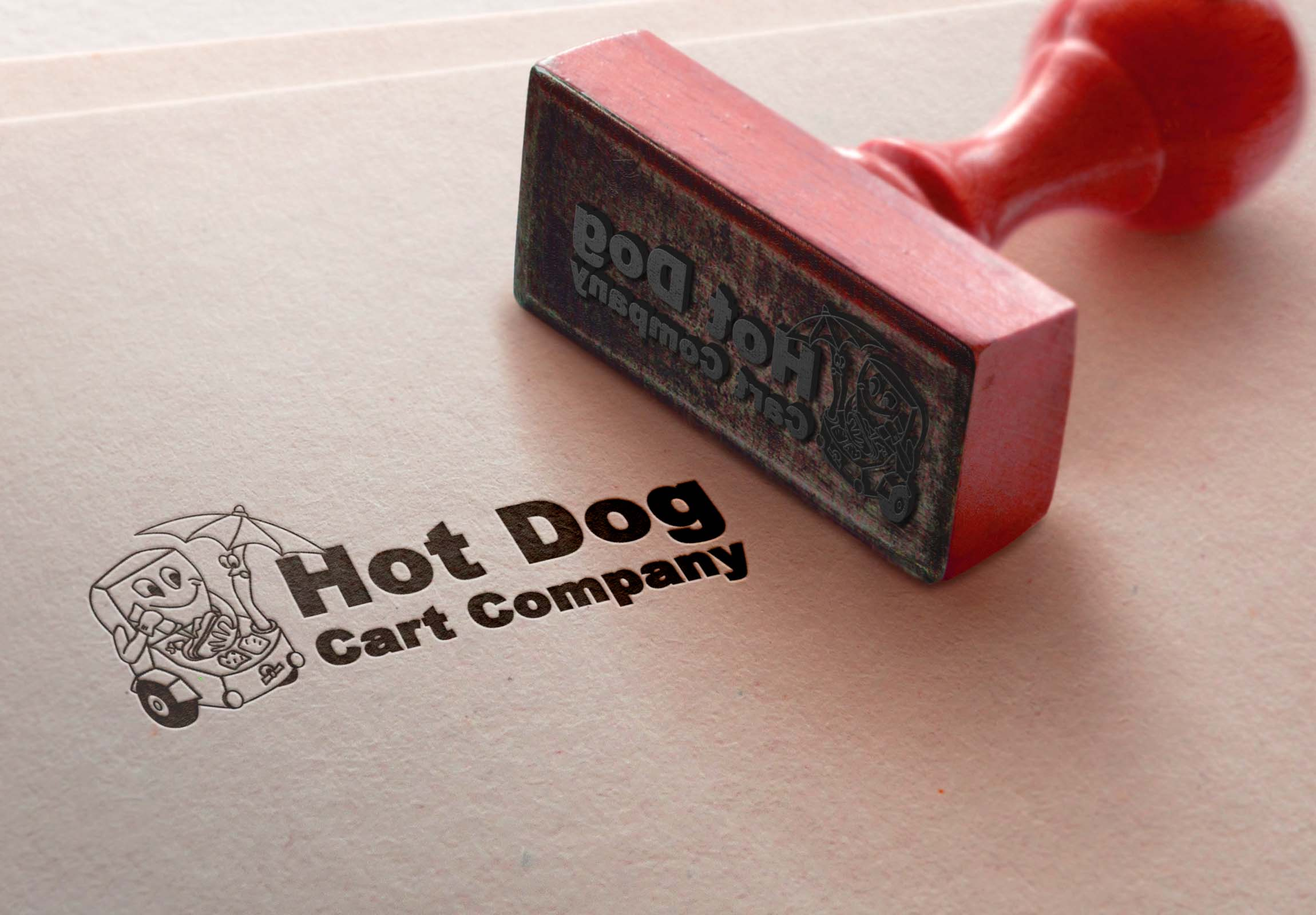 food license hot dog cart